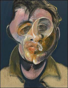 Francis bacon self portrait 1969