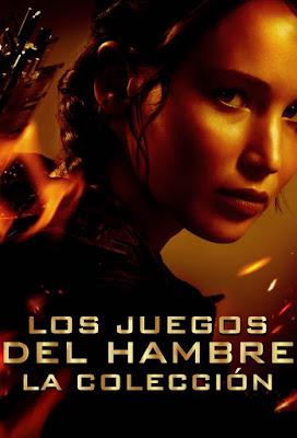 The Hunger Games Coleccion DVD R1 NTSC Latino + CD