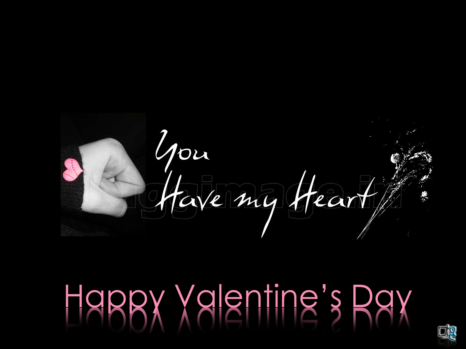 Valentine Day Cards Widescreen