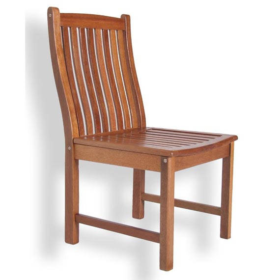 Wooden chair designs an interior design