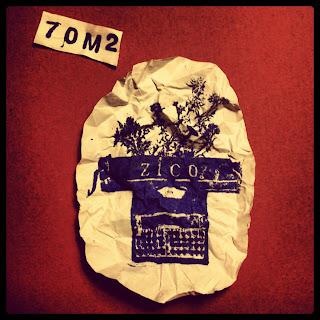 Zico 70 metros cuadros (single) de su próximo disco Demonios al sol