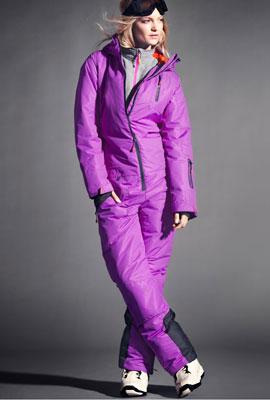 trajes de esquí mujer H&M