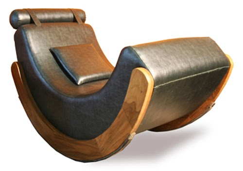 Furniture designer Asad Firdosy
