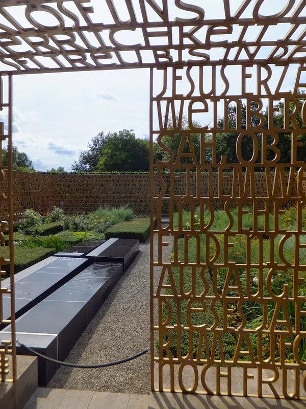 Berlin Allemagne jardin Gärten der Welt