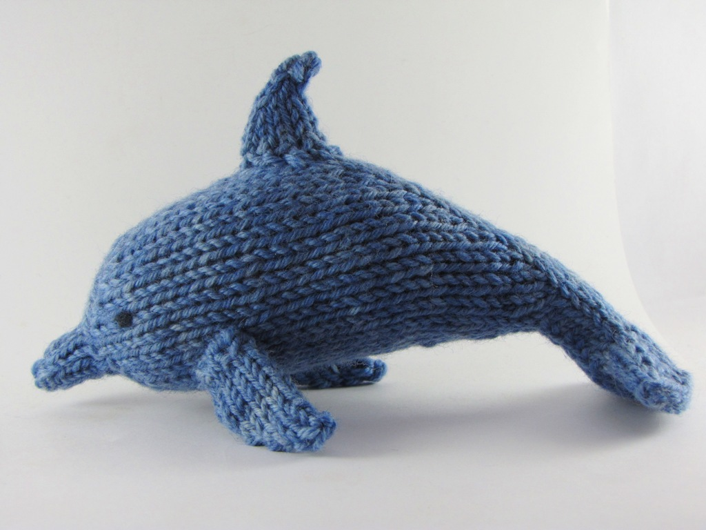 A New Pattern for a Dolphin called Sifiso and a Giveaway - Natural ...