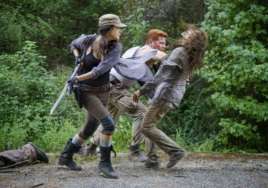 The Walking Dead - 5x11 - La distanza