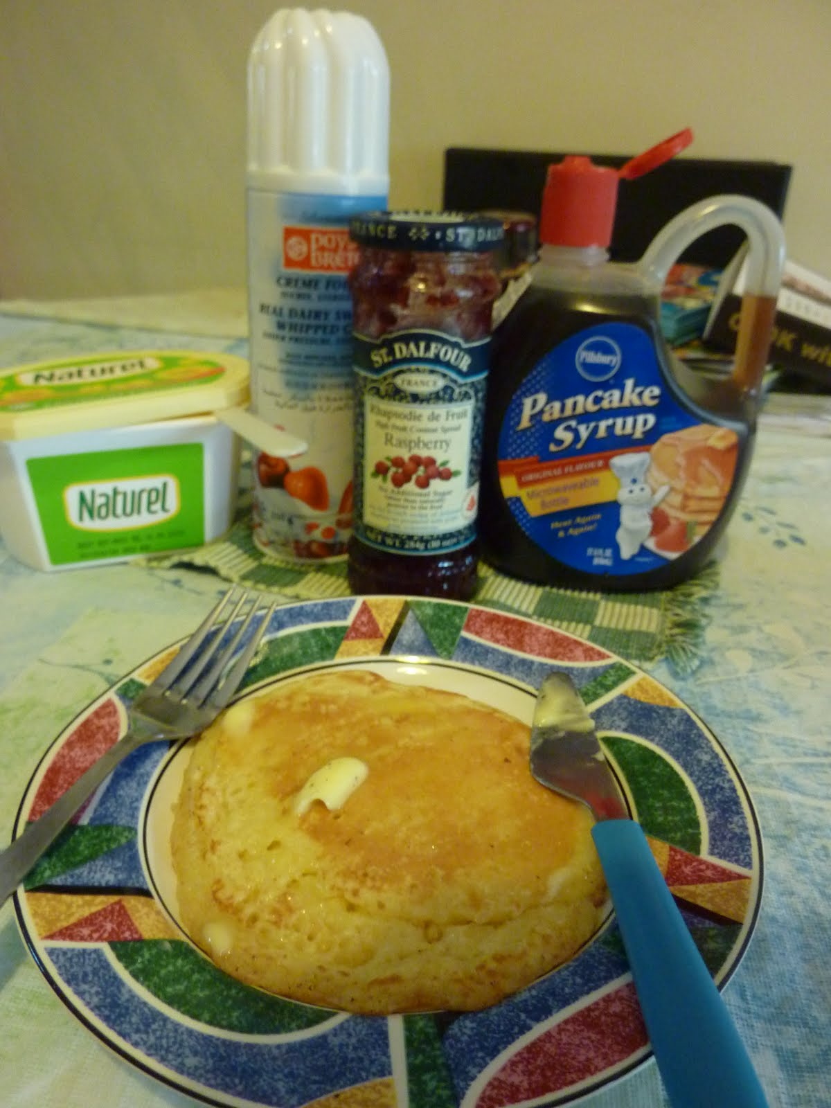 treasure memories: Good Old Fashioned Pancakes