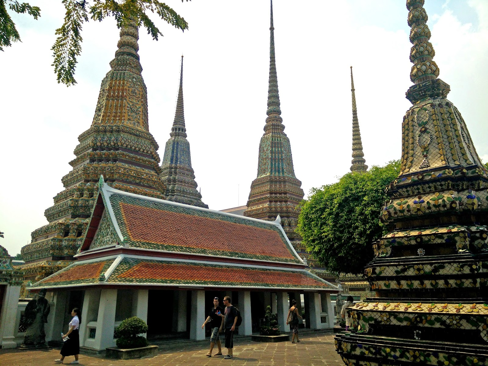 Бангкок храмы фото