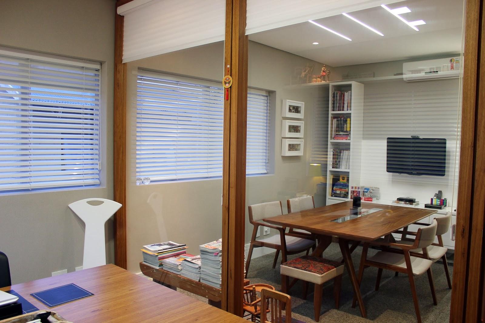 #694225 Ateliê Revestimentos: O Ateliê recomenda: escritório com  804 Limpar Janelas Aluminio