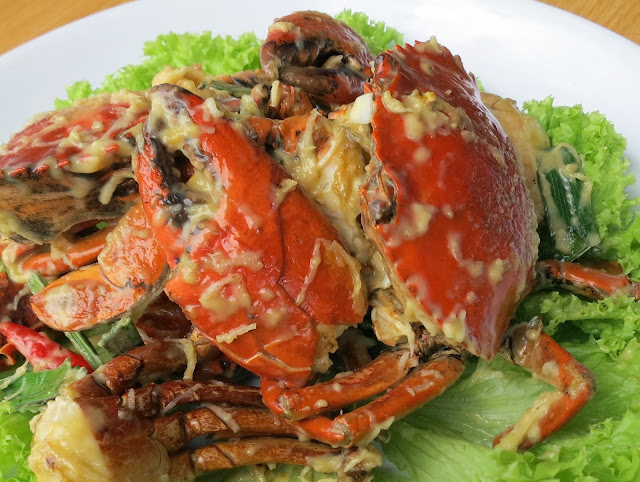 Going, Going, Gone Crab Quickfire Recipe