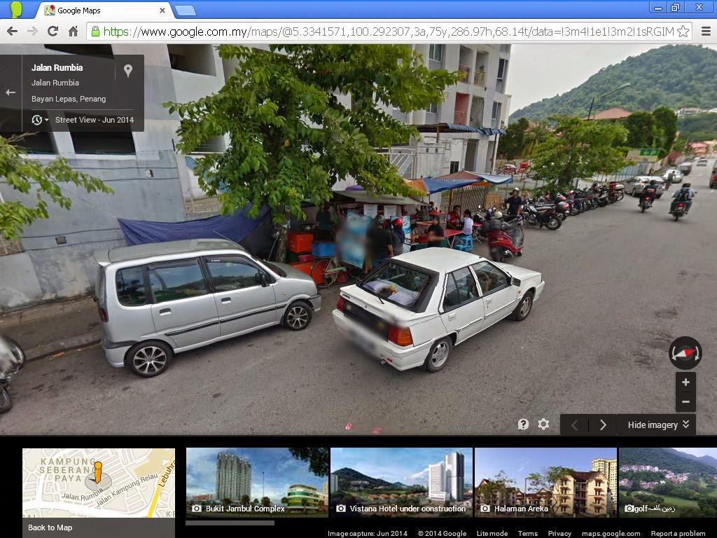 Cendol Sedap, Cendol Bukit Jambul, Cendol BJ, Pulau Pinang