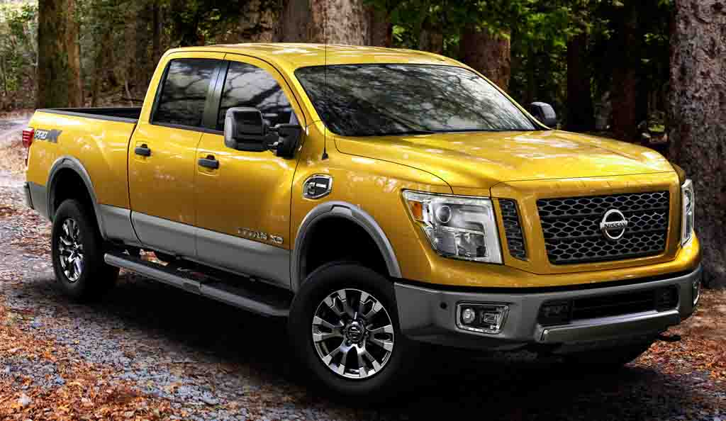 2017 nissan titan redesign cummins diesel release date. Black Bedroom Furniture Sets. Home Design Ideas