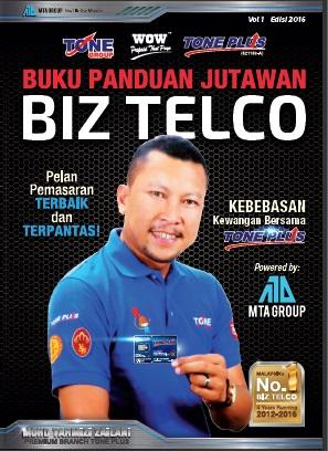 Buku Panduan Jutawan Biz Telco