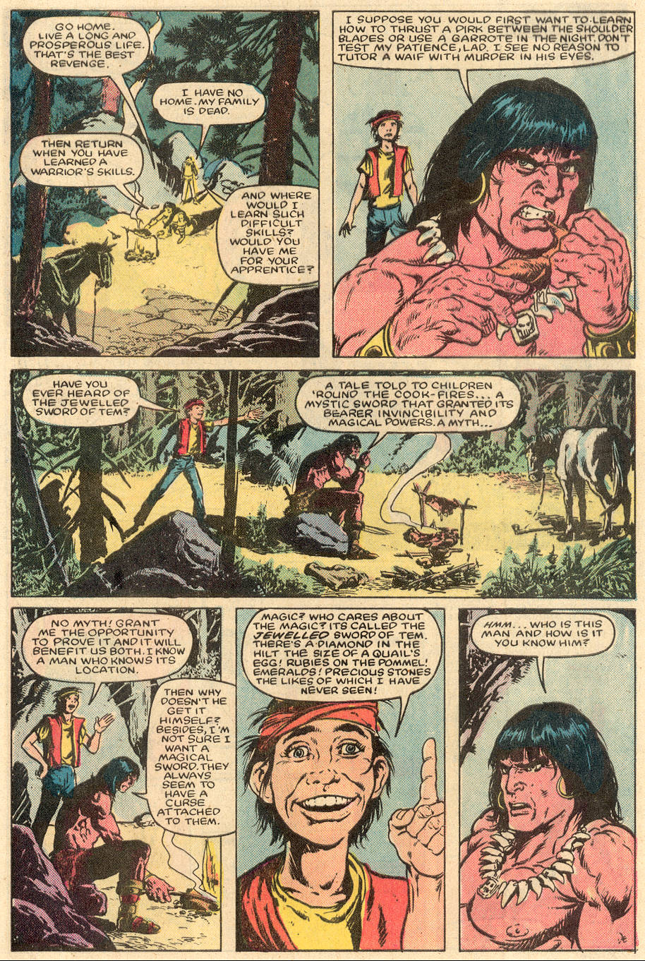Conan the Barbarian (1970) Issue #164 #176 - English 4
