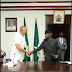 ORUMBA CONSTITUENCY REFORM; OSINBAJO RECEIVES HON BEN NWANKWO LED DELEGATION.