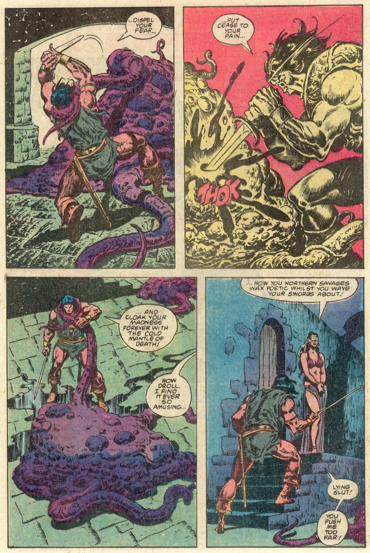 Conan the Barbarian (1970) Issue #117 #129 - English 16