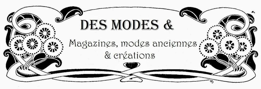 Des modes & ...