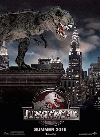 Jurassic World 2015 English Full Movie