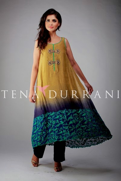 Best Tena Durrani Dresses for Mid-Summer Seasonal Parties