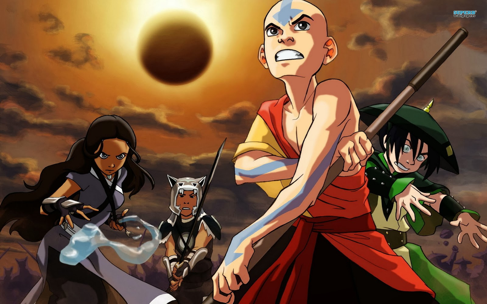 Gambar Avatar The Legend of Aang