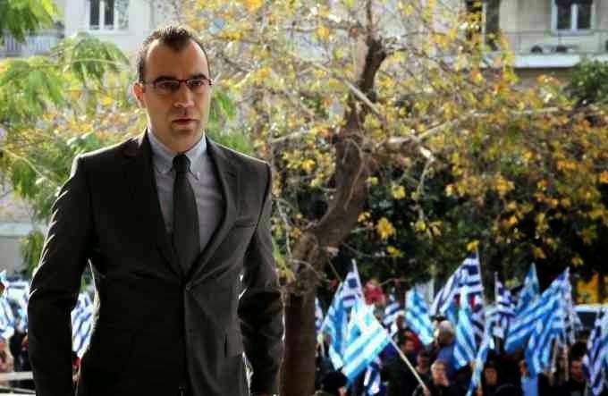 Παναγιώτης Ηλιόπουλος: Συνεχίζεται ο Αγώνας για μια ελεύθερη και ισχυρή Ελλάδα!