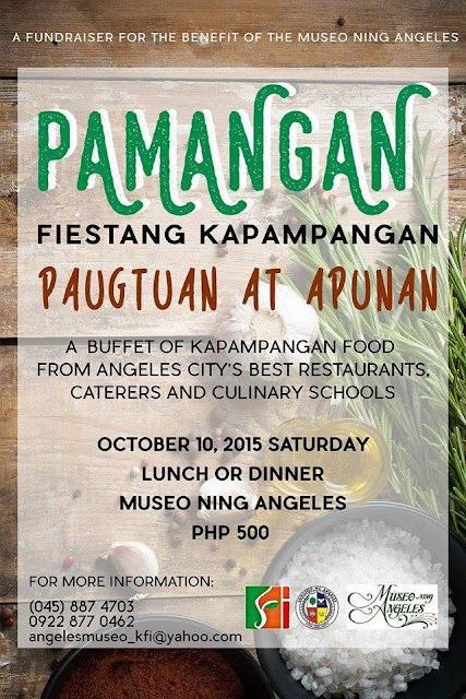 Hungry-pinay.blogspot.com: Pamanan Fiestang Kapampangan 2015