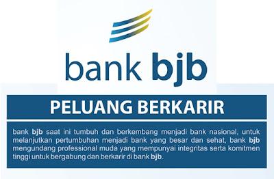 Lowongan Bank BJB