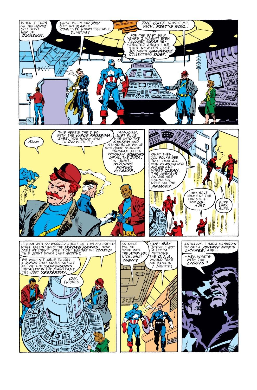 Captain America (1968) Issue #351 #283 - English 14
