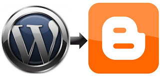 Cum sa importati un blog Wordpress in Blogger