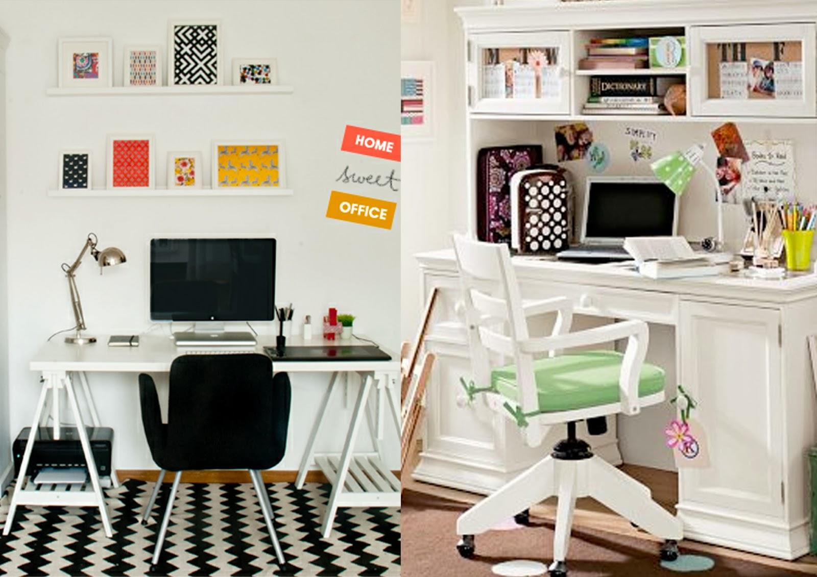 home office diy. Aqui Algumas Inspirações Para Seu Home Office: Office Diy U