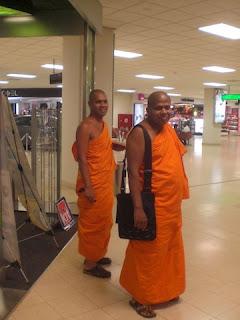 Bouddhisme au Sri Lanka