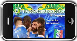 2013 FIFA Confederations Cup Live Stream Android App
