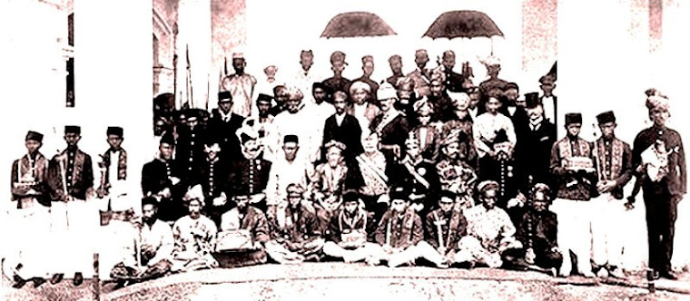 1st  FEDERATED MALAY STATES DURBAR