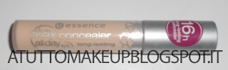 Essence Stay All Day 16h long-lasting concealer