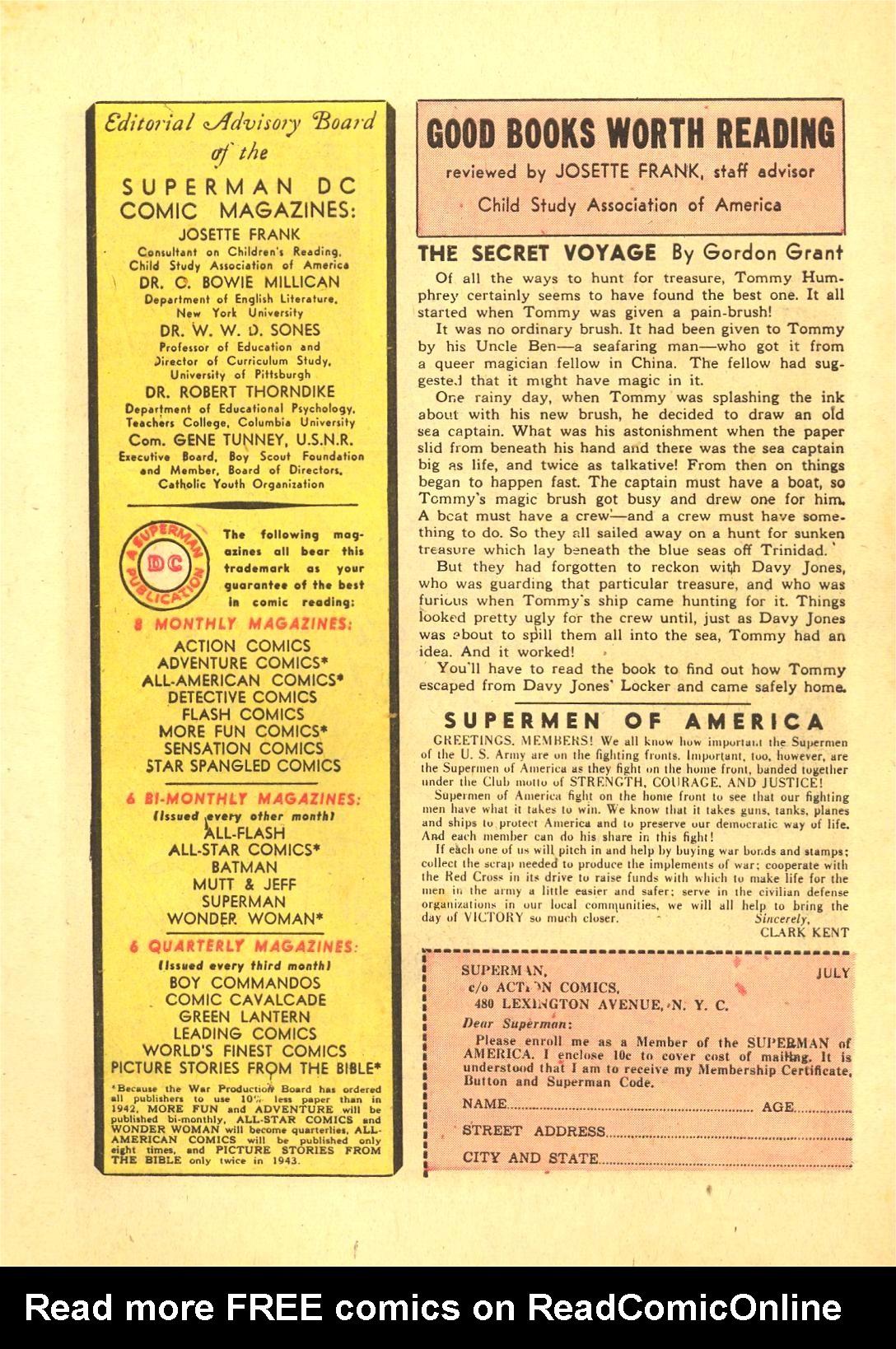 Action Comics (1938) 62 Page 15