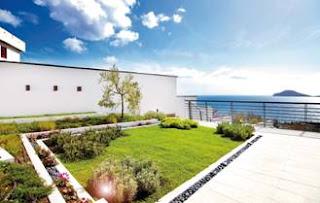 Metti un prato sul tetto con un giardino pensile for Soluzioni giardini pensili