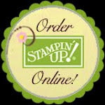 Order Stampin' Up Products