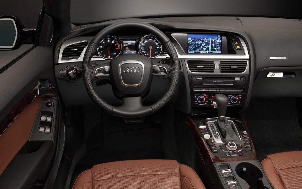Audi 2015 a5