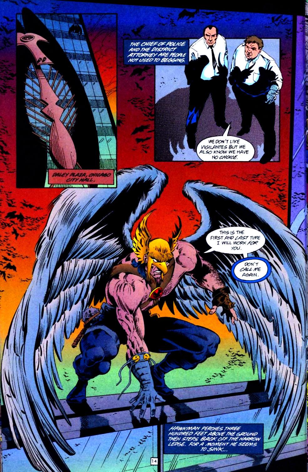 Deathstroke (1991) Issue #43 #48 - English 15