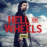 Hell On Wheels: The Complete Fourth Season Arrives on Blu-ray and DVD on August 11th