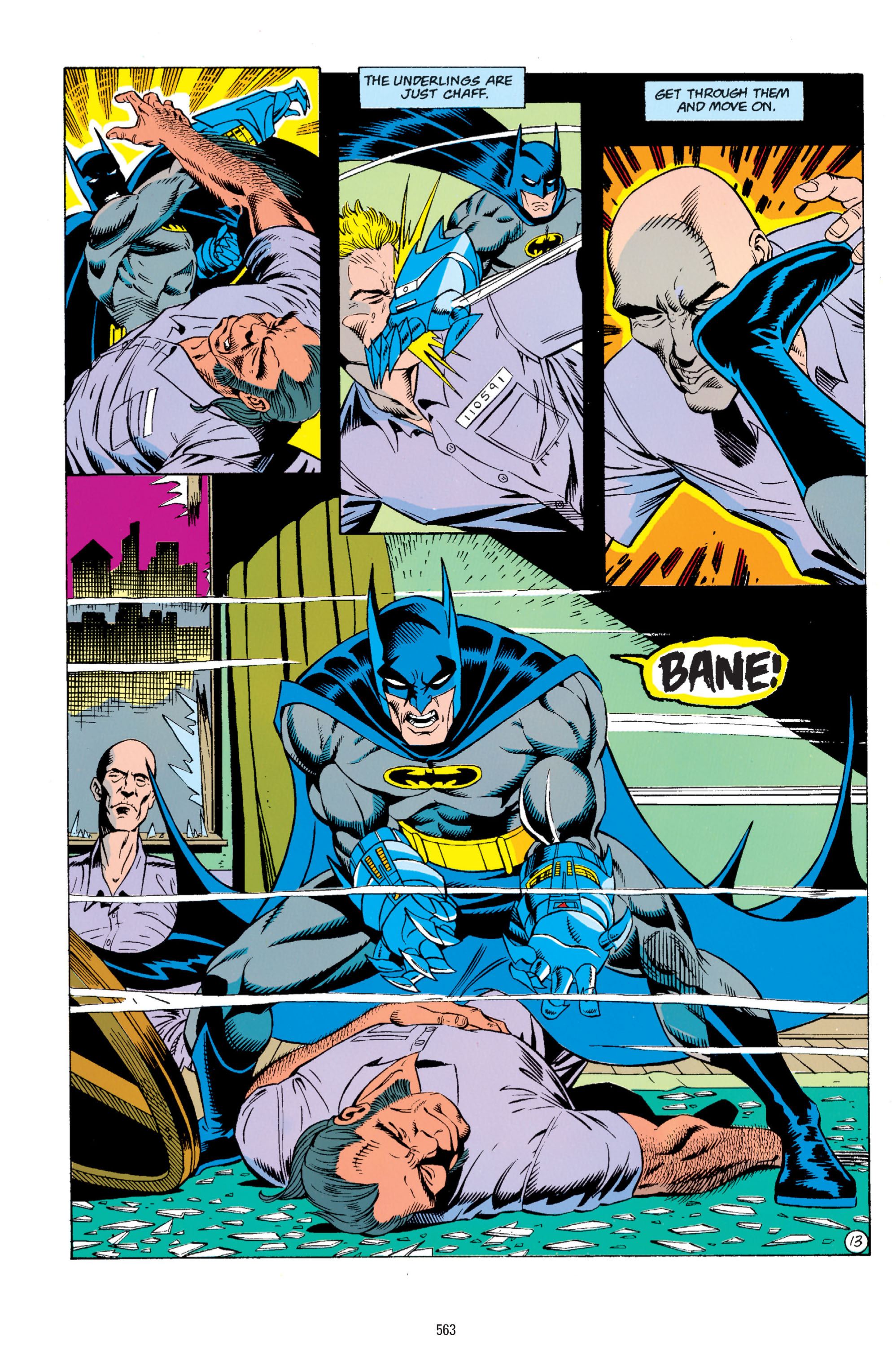 Detective Comics (1937) Issue #666 Page 14