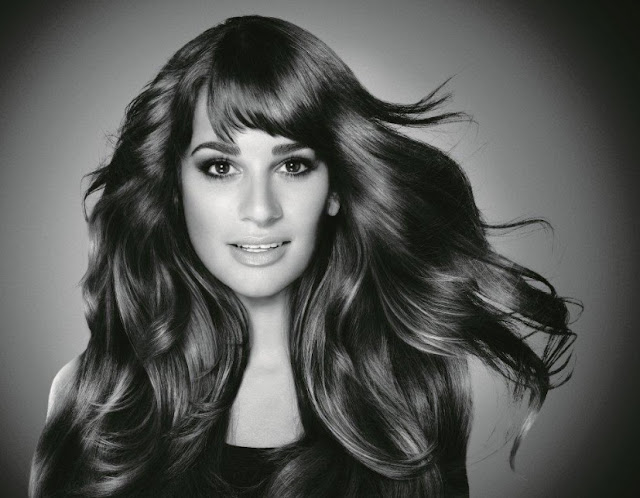 Lea Michele is Ambassador for L'Oreal Paris