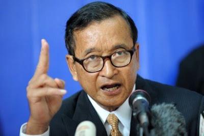 Sam Rainsy - Có học mà không có ơn