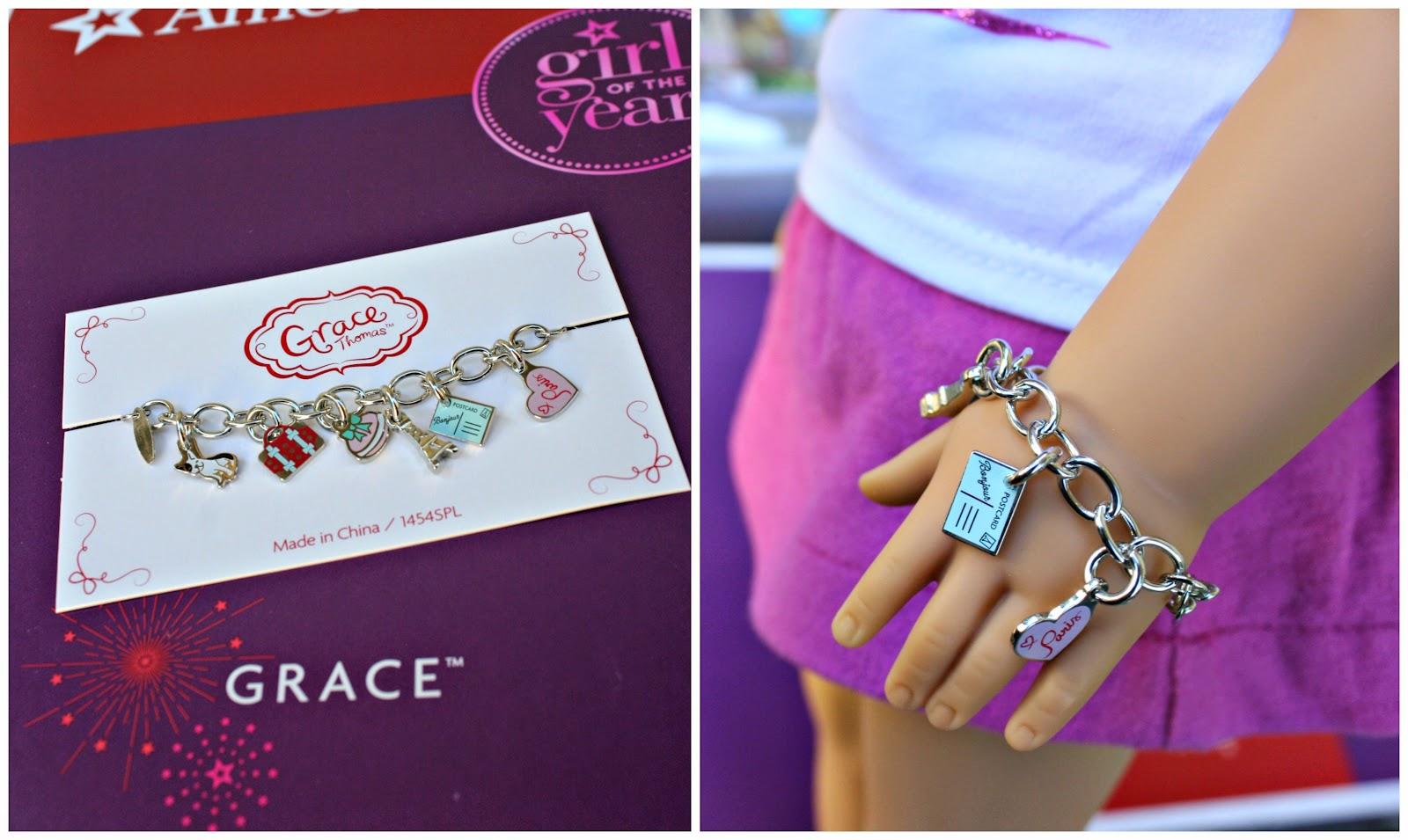 Grace Thomas American Girl 2015