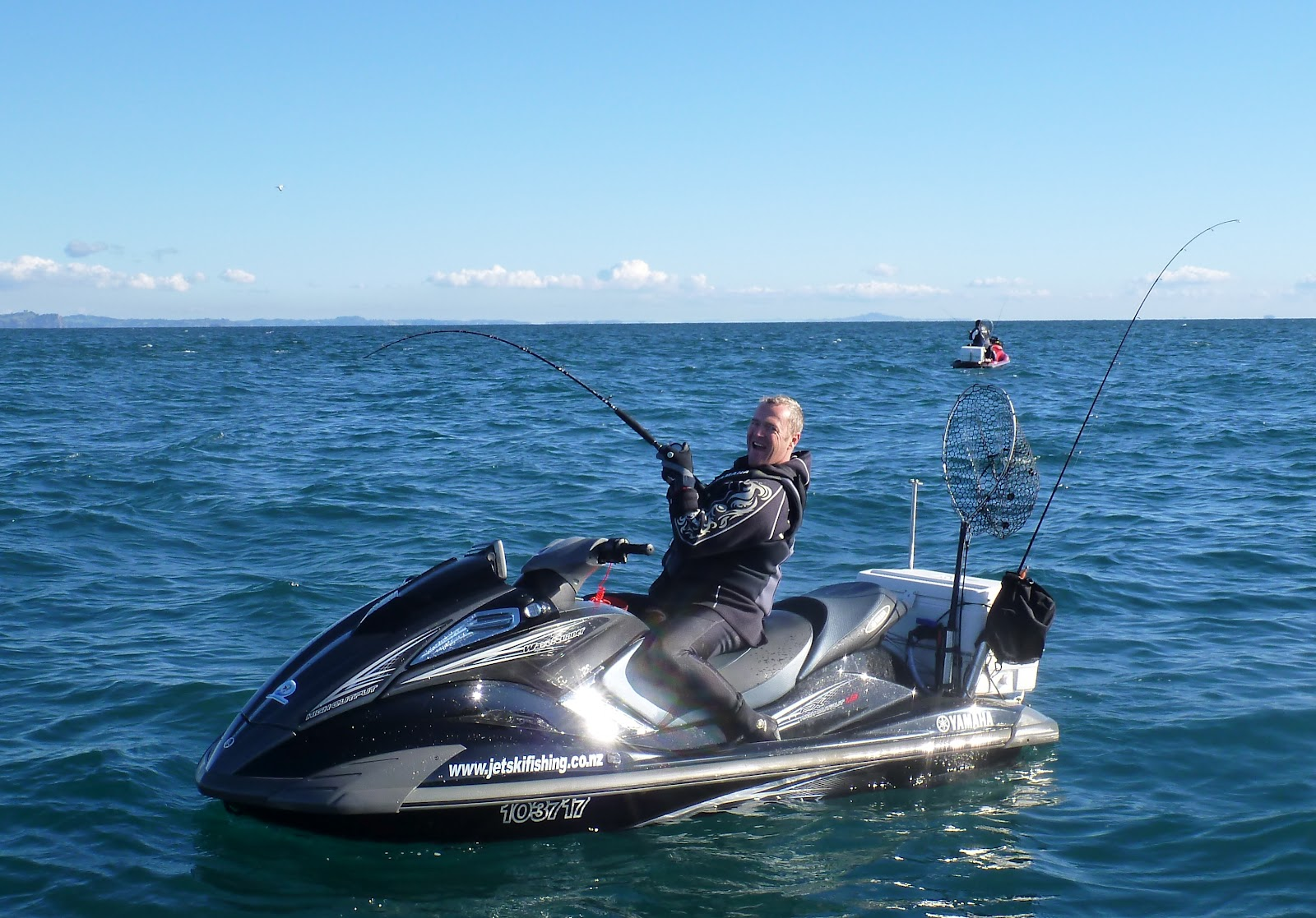 jet ski fishing blog july 2012