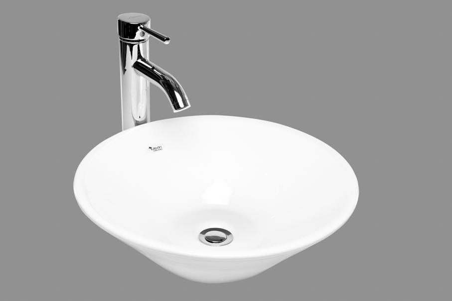 Servidor porcelana sanitaria lavamanos vessel alamo for Porcelana sanitaria