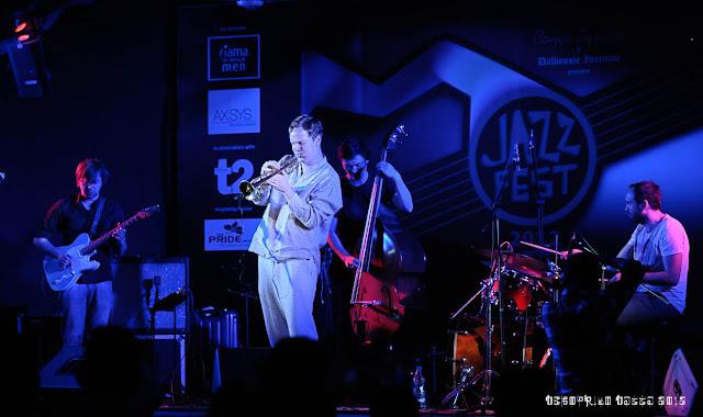 Congo Square & DI Jazz Fest 2012 - Day 1