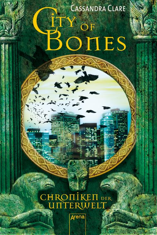 City of Bones Cover