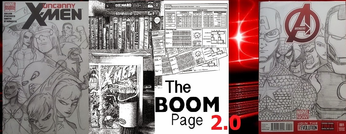 The BOOM page 2.0