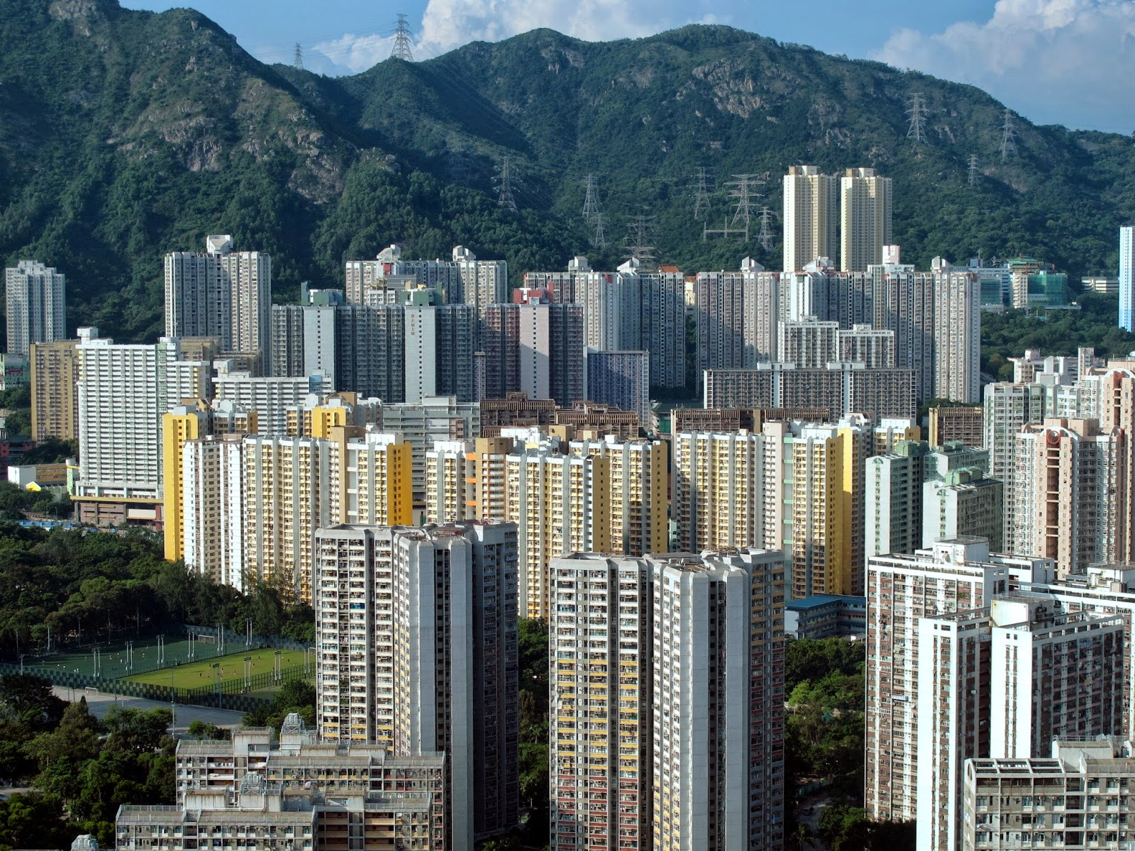 hong kong housing problem is not